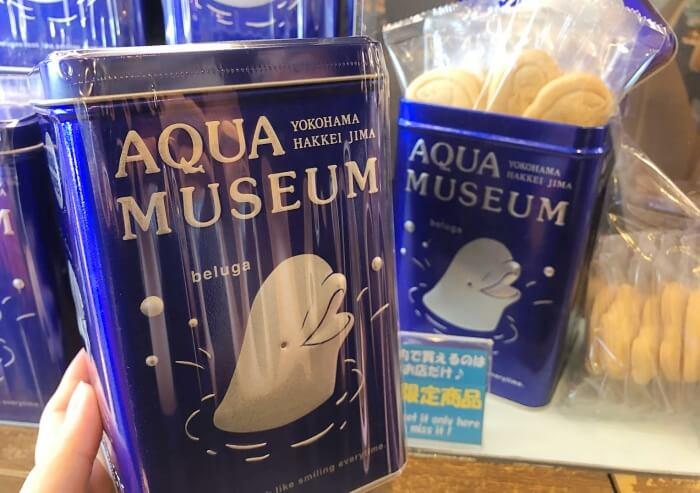 AQMモールドクッキー/八景島シーパラダイス
