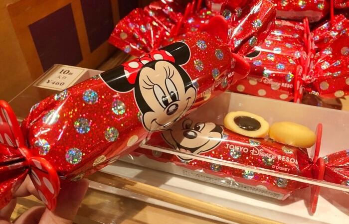 ミニー チョコインクッキー/ディズニーシーのお土産