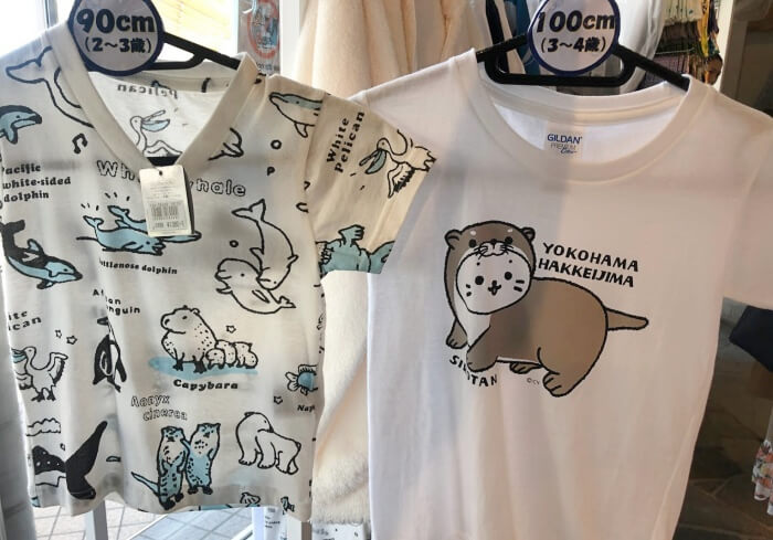 Tシャツ/八景島シーパラダイス
