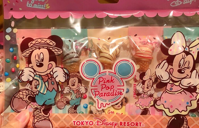 ピンクポップパラダイス キャンディー/ディズニーシーのお土産