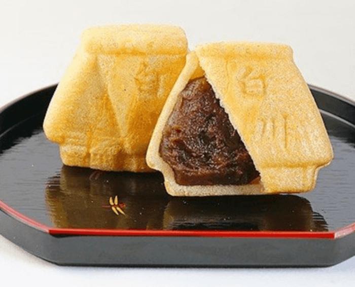 紫蘇もなか/田口屋製菓