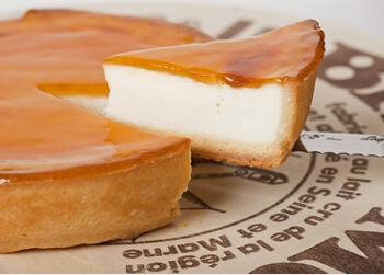 チーズケーキ/デリチュース 新大阪駅のお土産