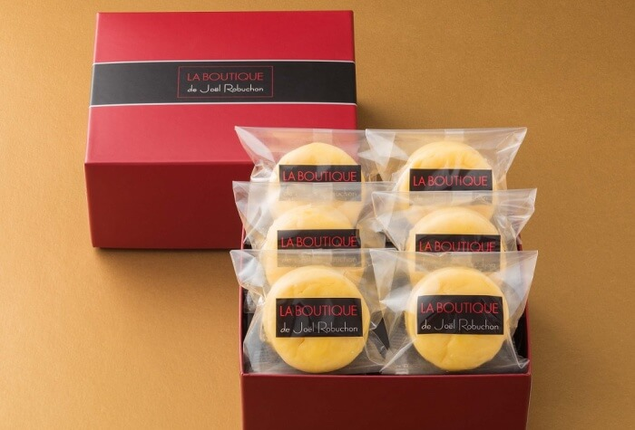 プチチーズケーキ/ジョエル・ロブション 恵比寿のお土産