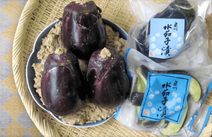 泉州水茄子丸漬け/高野食品 新大阪駅のお土産