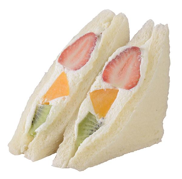 フルーツサンド/ダイヤ製パン 難波のお土産