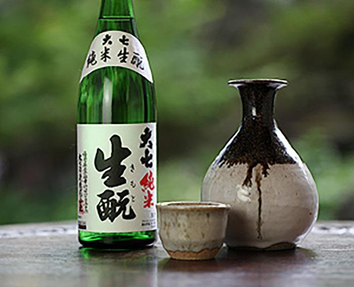 大七純米生もと/大七酒造 福島のお土産