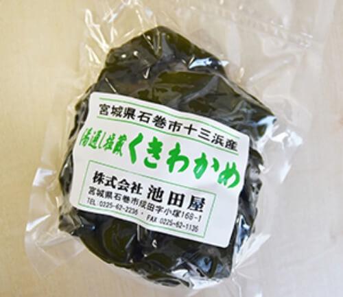 茎わかめ/池田屋 石巻のお土産
