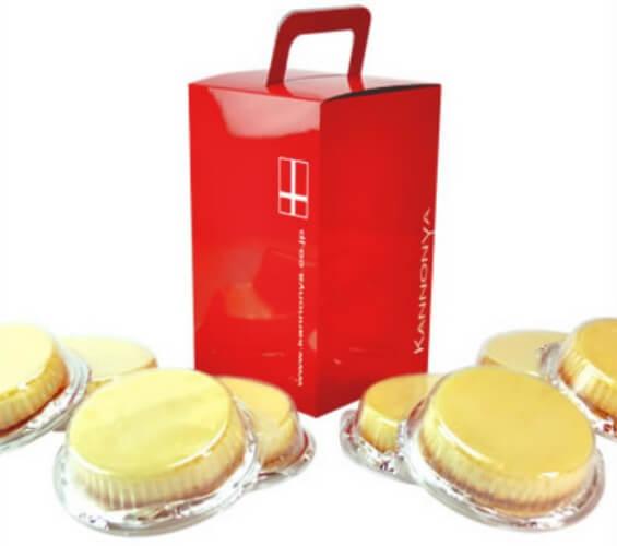 デンマークチーズケーキ/観音屋 お取り寄せグルメ スイーツ