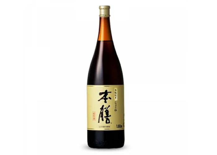 ヒゲタ醤油 本膳/楠公レストハウス 皇居のお土産