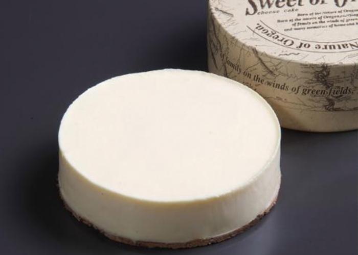 チーズケーキ プレーン/Sweet of Oregon 愛知のお土産