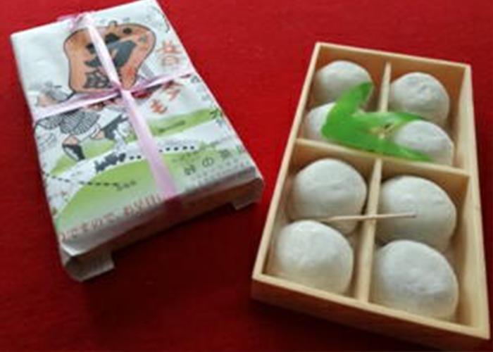 峠の力餅/峠の茶屋 米沢のお土産