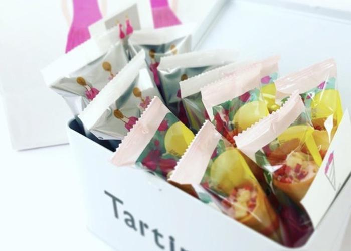 Tartine ミックス缶/Tartine 池袋のお土産