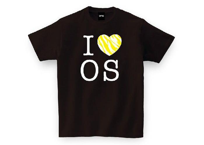 I LOVE OSAKA Tシャツ/I LOVE OSAKA 心斎橋のお土産