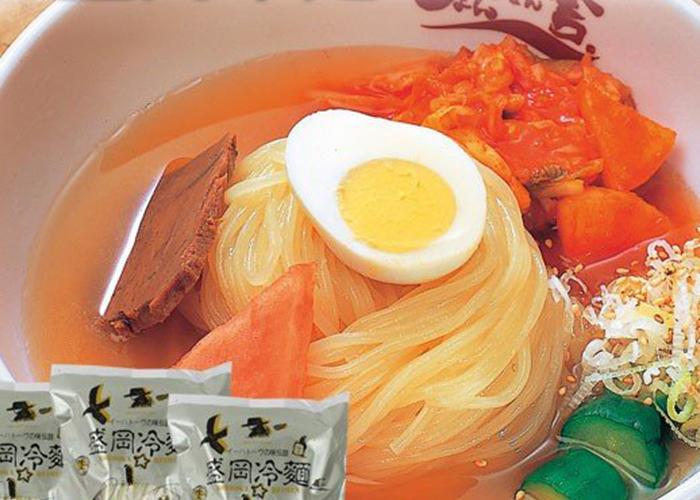 冷麺/ぴょんぴょん舎 盛岡駅のお土産