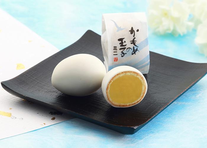 かもめの卵/さいとう製菓 盛岡駅のお土産