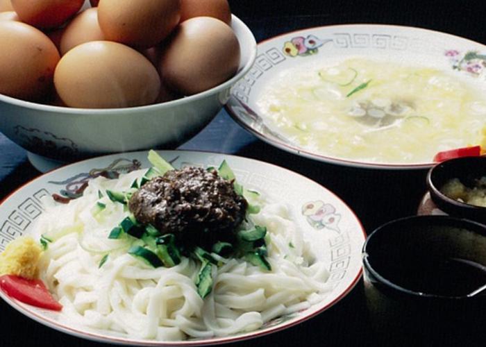 盛岡じゃじゃ麺/白龍 盛岡駅のお土産