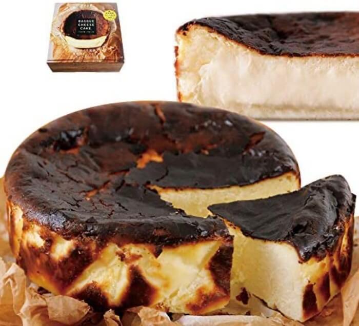 バスクチーズケーキ/みれい菓 お取り寄せグルメ スイーツ