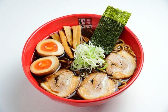 富山ブラックラーメン/麺屋いろは お取り寄せグルメ