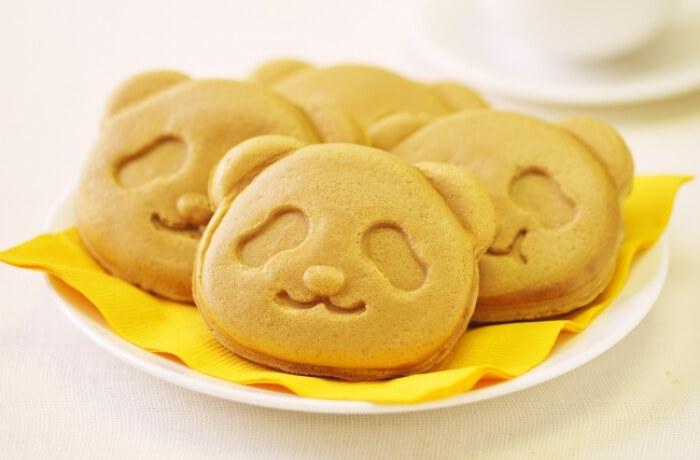 パンダ焼き/銀座コージーコーナー 上野のお土産