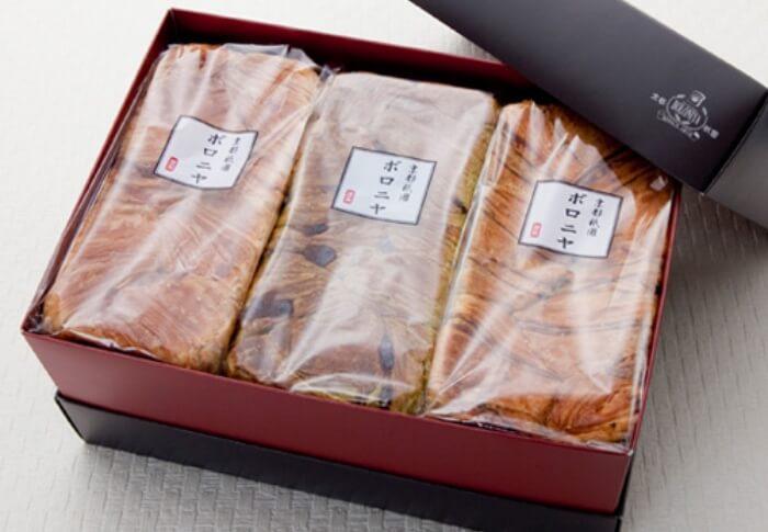 マーブルデニッシュ食パン/京都祇園ボロニヤ 人気お取り寄せパン