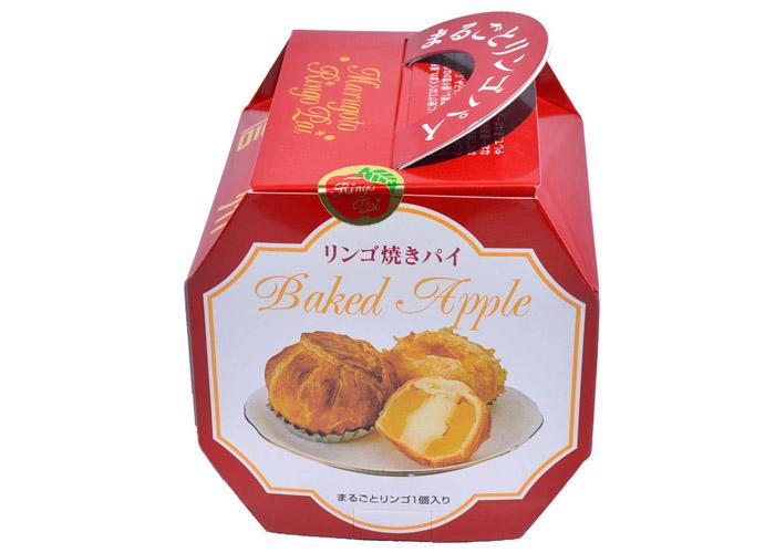 丸ごとりんごパイ/千曲製菓 長野駅のお土産