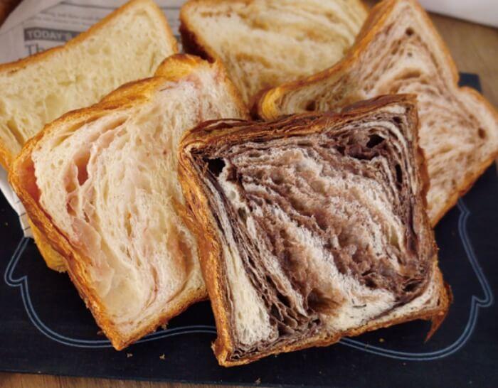 デニッシュ食パン/アンデ お取り寄せパン