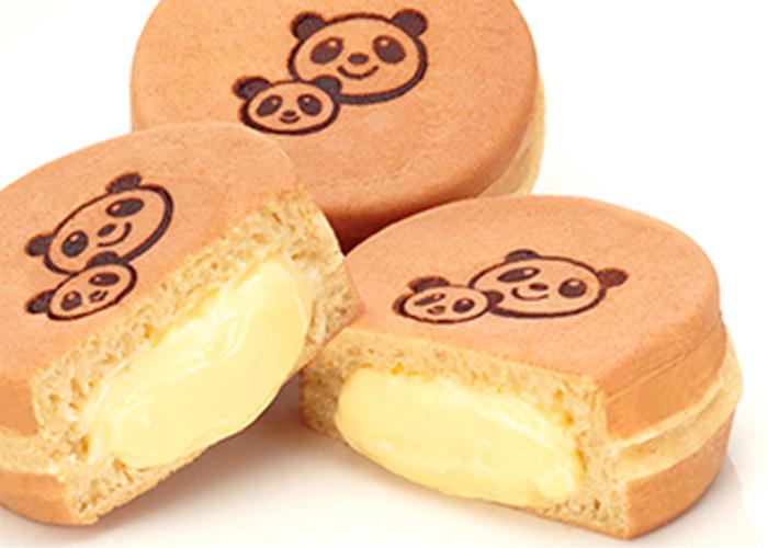 赤ちゃんパンダのカスタード/餡舎ひよ子 上野駅のお土産