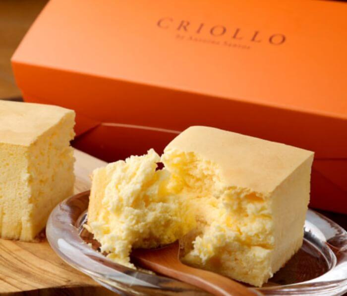 幻のチーズケーキ/クリオロ  お取り寄せグルメ スイーツ