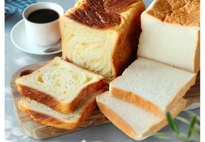 生クリーム食パン ピュアクリーム/メイズテーブル お取り寄せパン
