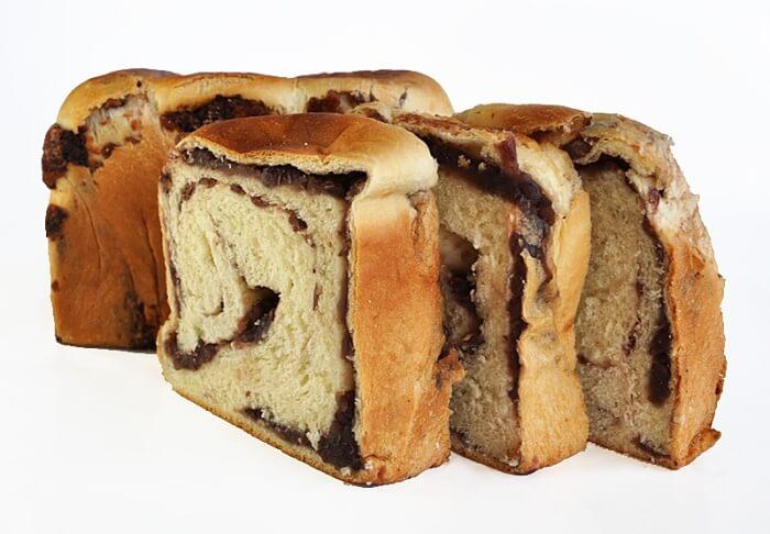 あん食パン/焼きたてのパン トミーズ お取り寄せパン