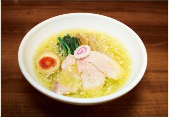 塩鶏中華ラーメン/若武者 お取り寄せグルメ