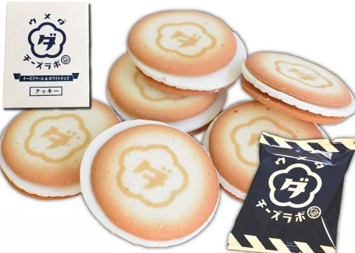 チーズクッキー/ウメダチーズラボ 大丸梅田のお土産
