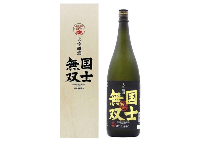 国士無双/高砂酒造 旭川空港のお土産