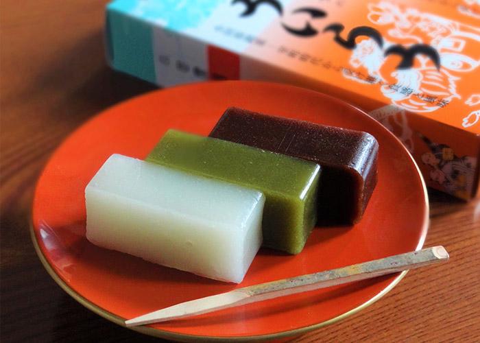 お菓子のういろう/ういろう家 小田原駅のお土産