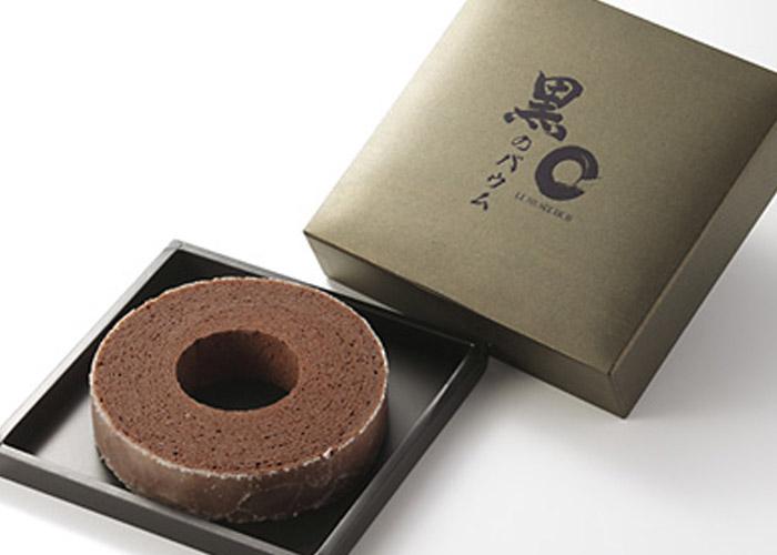 黒のバウム/ル ミュゼ ドゥ アッシュ 富山 富山駅のお土産