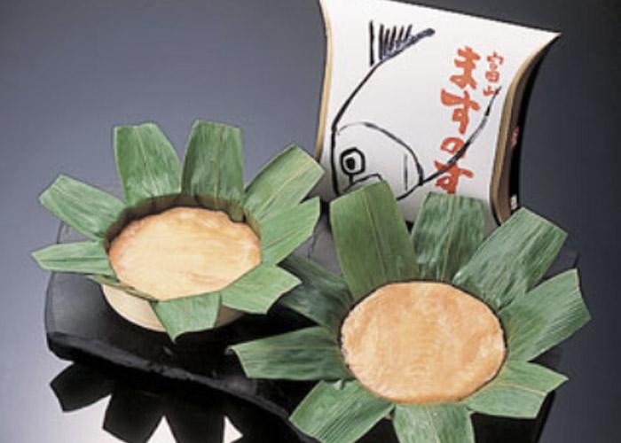 ますのすし一重/ ますのすし本舗 源 富山駅のお土産