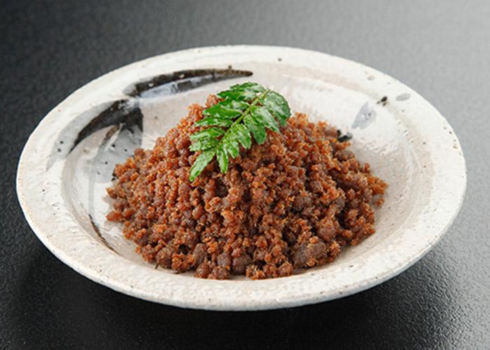 牛肉しぐれ煮/三嶋亭 京都駅のお土産