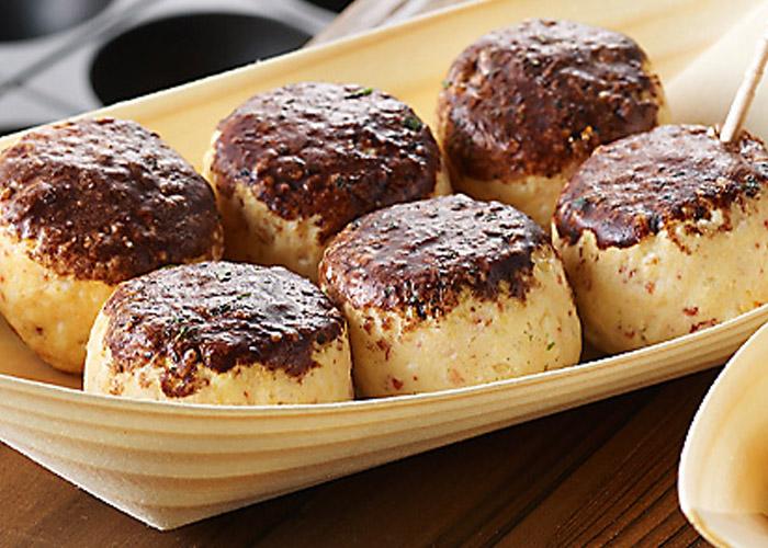 たこ焼きそっくりクッキー/ミナモアレ 大丸梅田のお土産