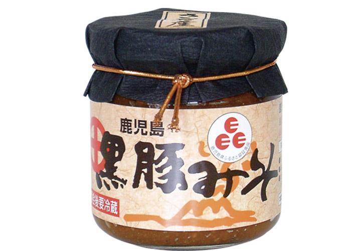 黒豚味噌/キンコー醤油 鹿児島空港のお土産