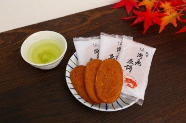 海老煎餅/木原都堂 天草のお土産