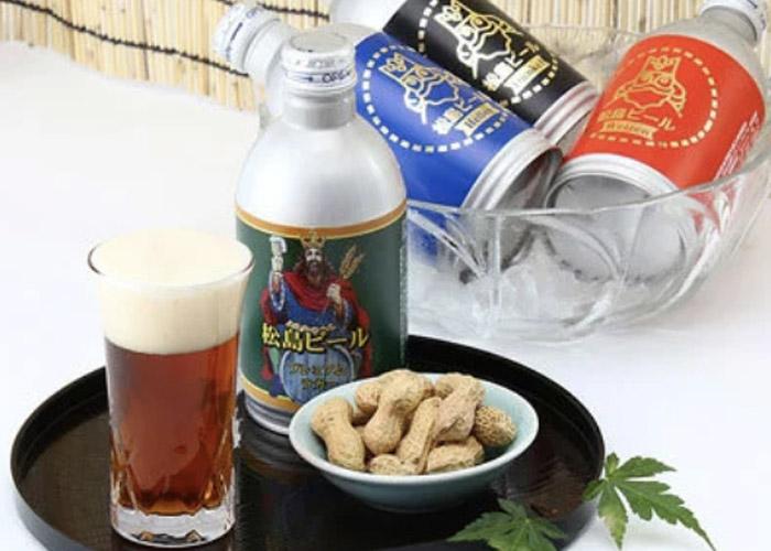 松島ビール/松島ブリューイングカンパニー 松島のお土産