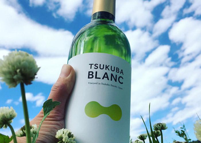 TSUKUBA BLANC/つくばワイナリー つくばのお土産