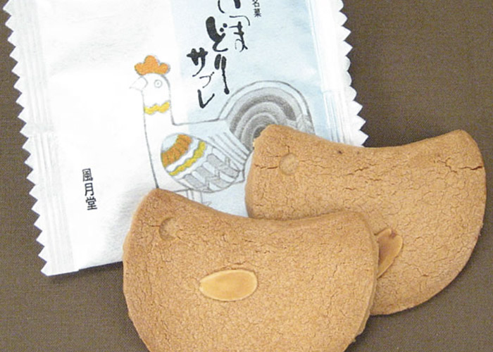 さつまどりサブレ/風月堂 名古屋駅のお土産