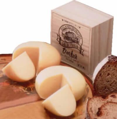 乳酪館チーズ/ひがしもこと乳酪館 女満別空港のお土産