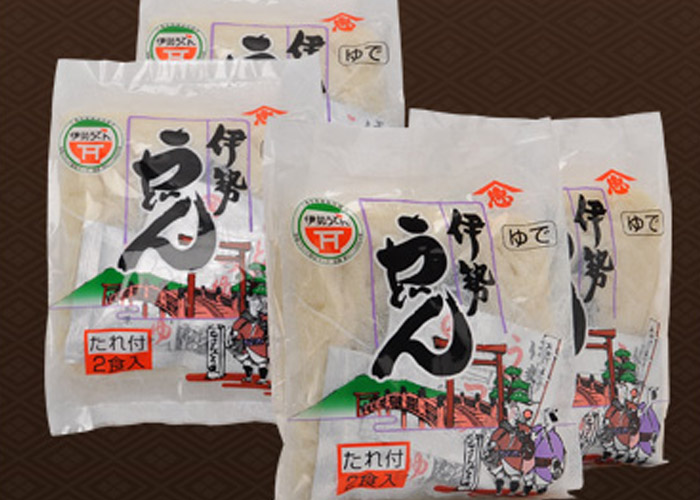 伊勢うどん/山口製麺 三重のお土産