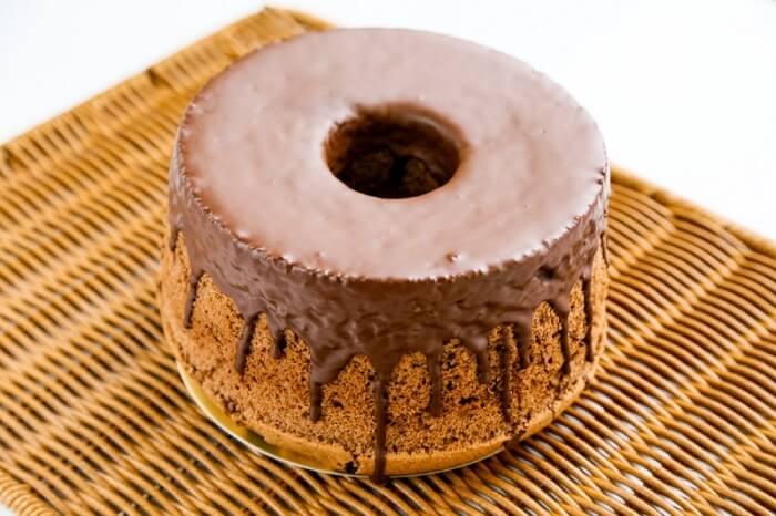 米粉入りシフォンケーキ/粉工房かんすけ 岩見沢のお土産