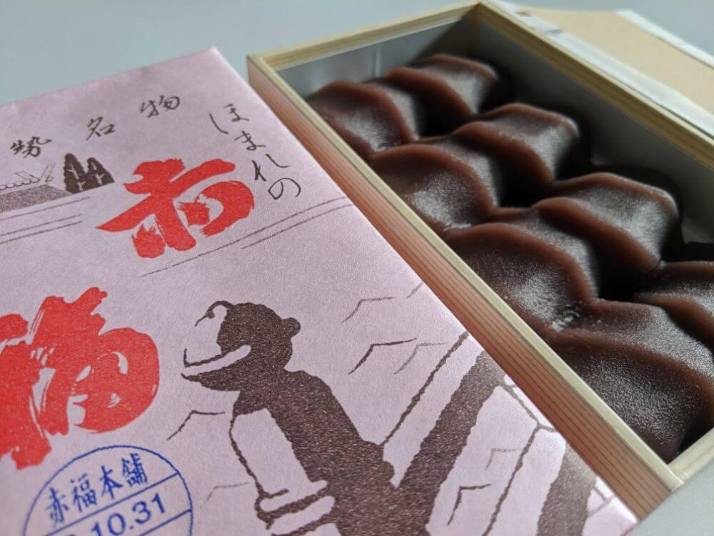 赤福餅/赤福 伊丹空港のお土産