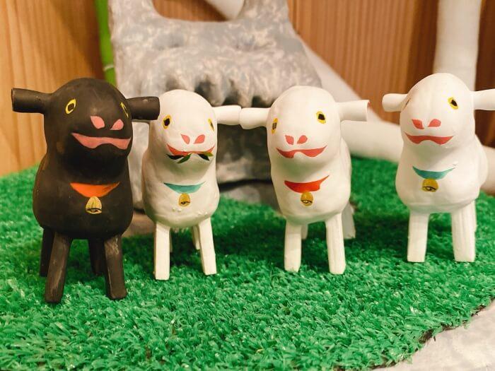 琉球張り子/玩具ロードワークス 沖縄のお土産