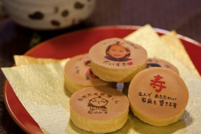 カステラ饅頭/秋芳堂 浜松駅のお土産