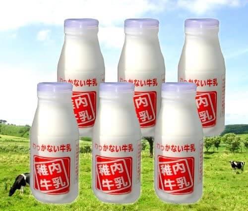 稚内牛乳/稚内農業協同組合 稚内のお土産
